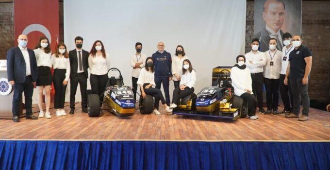 YTÜ Racing Takımı 'Formula Student' için 10 yılda 6 yarış aracı üretti