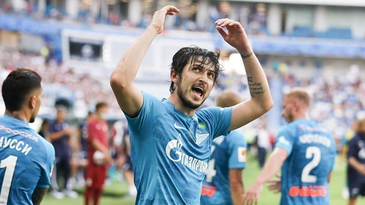 Zenit Rusya Süper Kupa şampiyonu