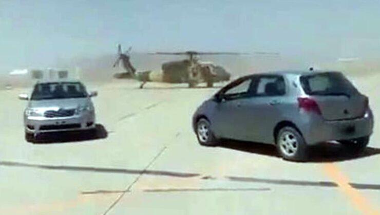 ABD'yi çıldırtacak kare! Tam 6 milyon dolar değerindeki helikopter Taliban'ın eline geçti