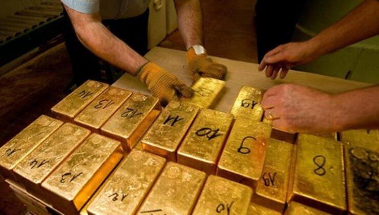 Altının kilogramı 484 bin 400 liraya geriledi