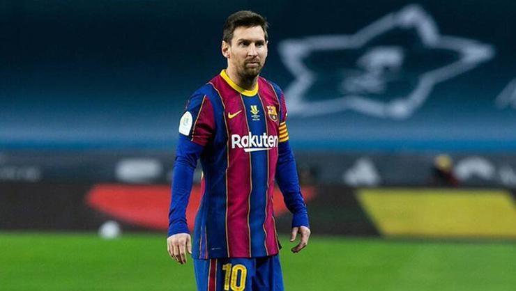 Barcelonadan ayrılan Messi, PSGye çok yakın