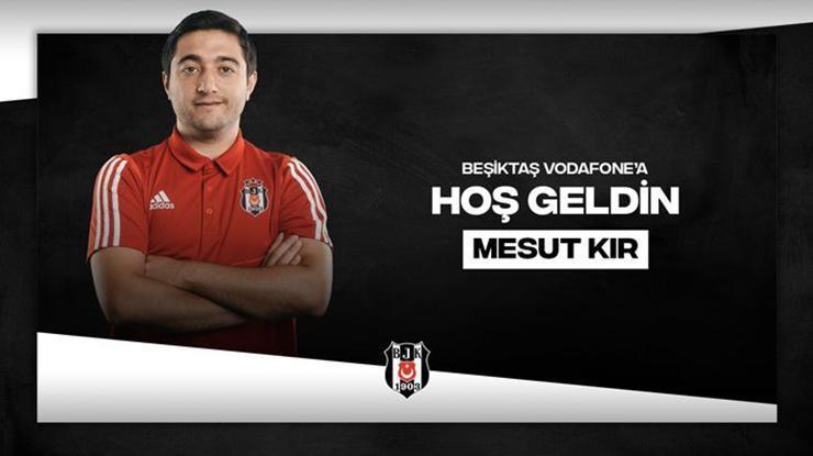 Beşiktaş Vodafone Kadın Futbol Takımı'nda teknik direktörlüğe…