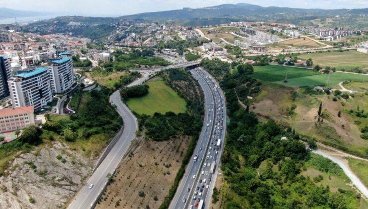 Bir yol yapıldı, Kocaeli'de arsa fiyatları 5 bin liradan 500 bin liraya çıktı