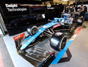 BorgWarner ve Alpine F1 Takımı'ndan yeni ortaklık