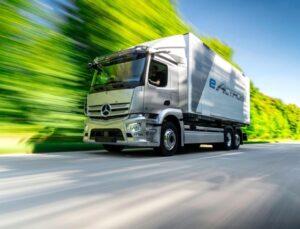 Daimler Truck AG ve CATL kamyonlar için batarya geliştiriyor