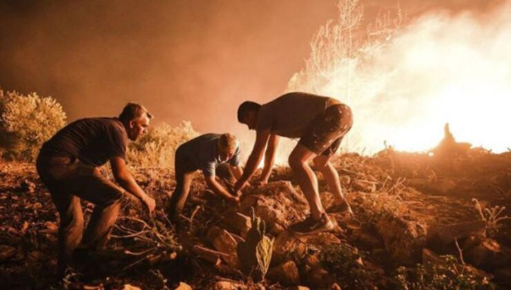 Dünya, Türkiye'yi küle çeviren yangınları korkuyla izliyor! Ünlü ajanslar yaşananları 'son dakika' ibaresiyle geçiyor