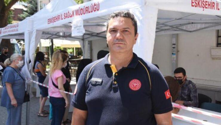 Eskişehir'de en çok ev kadınları Covid oluyor