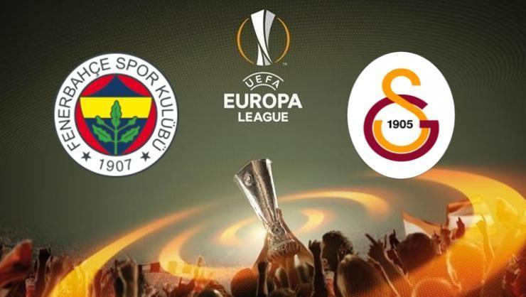 Fenerbahçe ve Galatasarayın muhtemel rakipleri! UEFA Avrupa…