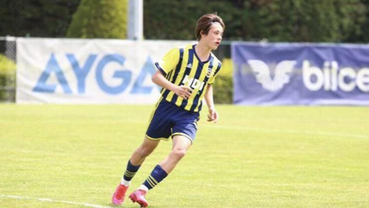 Fenerbahçeli Arda Güler, en iyi futbolcu seçildi