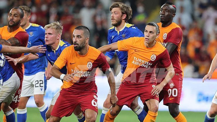 Galatasaray maçı: (ÖZET) Galatasaray-St. Johnstone maç sonucu:…