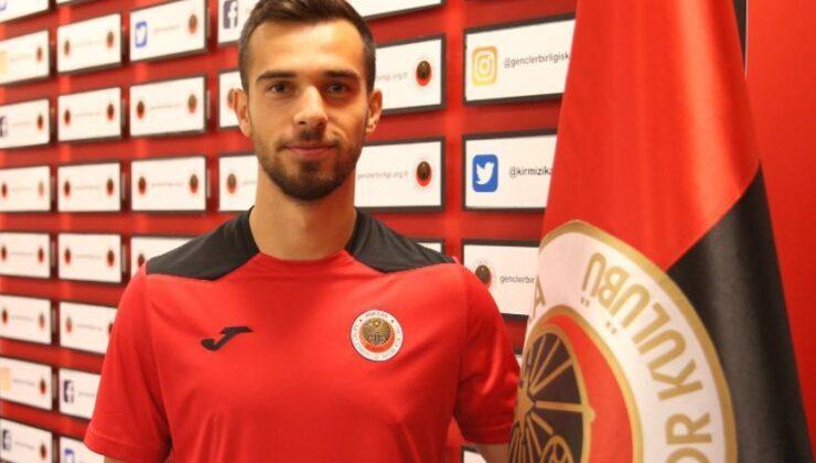 Gençlerbirliği, Fenerbahçeden Barış Alıcıyı transfer etti