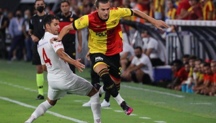 Göztepe – Altınordu hazırlık maçı sonucu: 2-0
