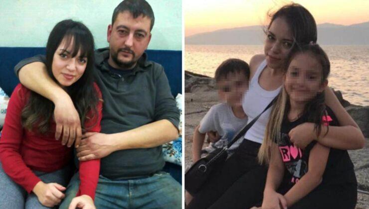 Kocasını öldüren 2 çocuk annesi kadının 1,5 aylık hamile olduğu ortaya çıktı