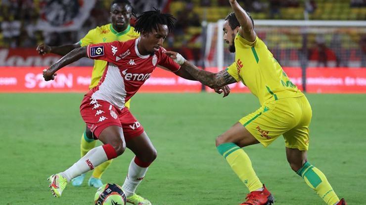 Ligue 1de yeni sezon beraberlikle başladı! Monaco – Nantes maç…