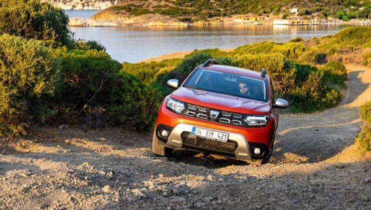 Makyajlanan Dacia Duster EDC ile geliyor