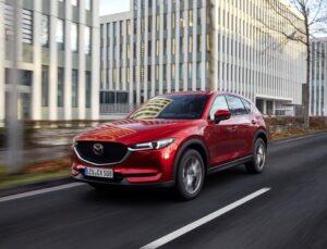 Mazda CX-5 100 bin kilometre testini başarıyla geçti