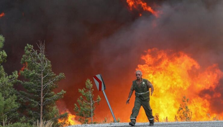 Muğla ve Isparta'da alevlere müdahale devam ederken, bir yangın da İzmir'de başladı! İşte il il son durum