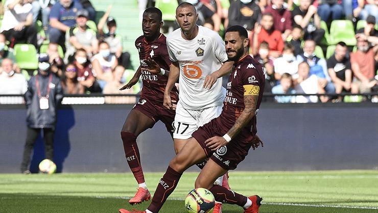 ÖZET | Metz-Lille maç sonucu: 3-3