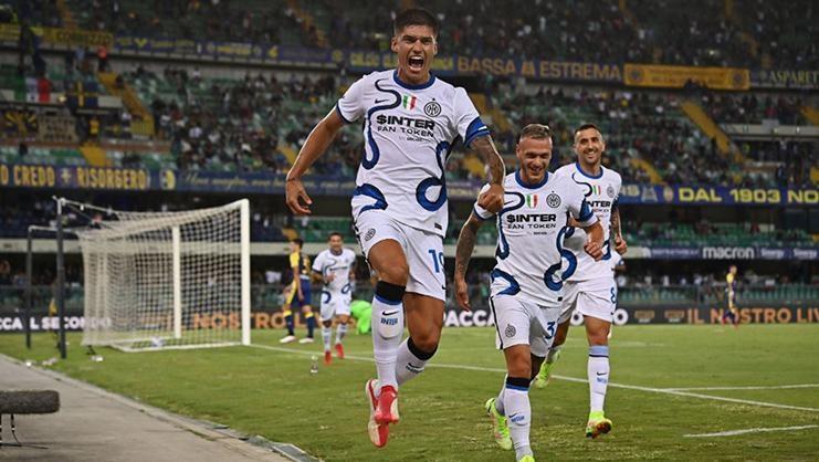 ÖZET | Verona-Inter maç sonucu: 1-3