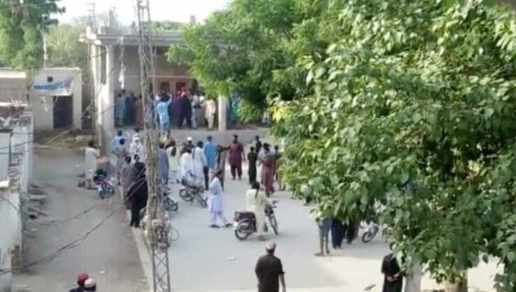 Pakistan'da medresedeki kütüphanenin halısına idrarını yapan 8 yaşındaki çocuk ölüm cezasıyla karşı karşıya