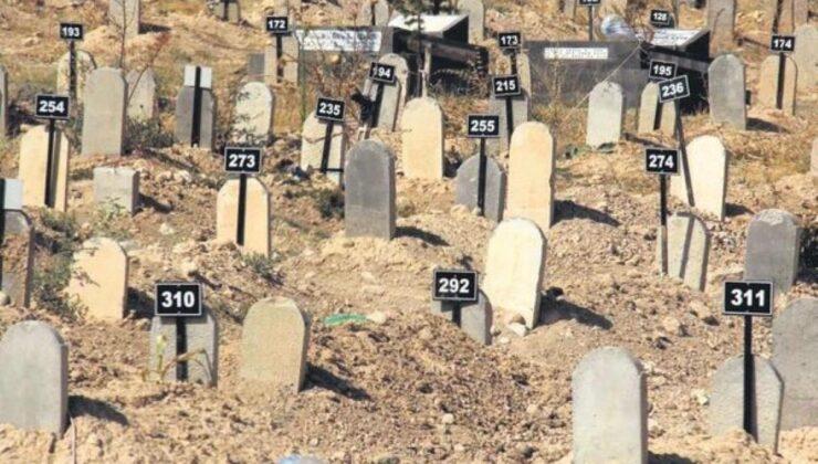 PKK'nın gizli mezarlığı ortaya çıkarıldı! Tamı tamına 261 kişiyi gömmüşler