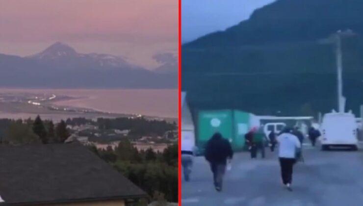 Son Dakika: ABD'nin Alaska eyaletinde 8.2 büyüklüğünde bir deprem meydana geldi, tsunami alarmı verildi