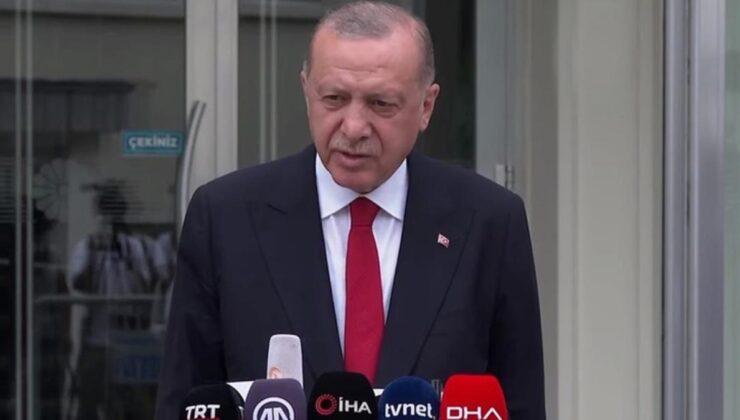 Son Dakika! Cumhurbaşkanı Erdoğan: 196 yangın söndürüldü, 5 ilde 12 yangın sürüyor