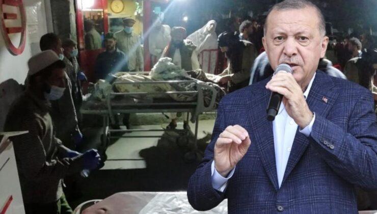 Son Dakika! Erdoğan'dan Kabil'deki bombalı saldırıya ilk yorum: DEAŞ'ın ne kadar tehlikeli olduğunu ortaya koyuyor