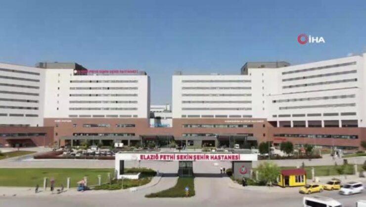 Son dakika haberleri… Elazığ Fethi Sekin Şehir Hastanesi, deprem ve pandemide hem şehrin hem de bölgenin lokomotifi oldu