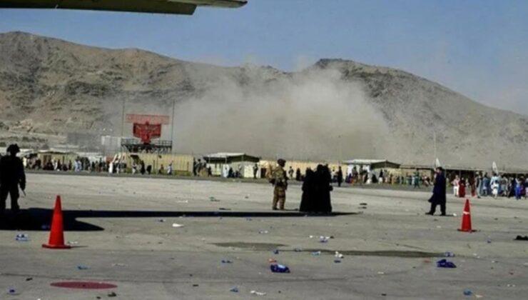 Son Dakika! Kabil Havalimanı yakınında patlama: En az 40 ölü