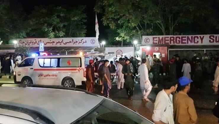Son Dakika! Kabil'de havalimanı yakınlarındaki bombalı saldırılarda ölü sayısı 110'a yükseldi
