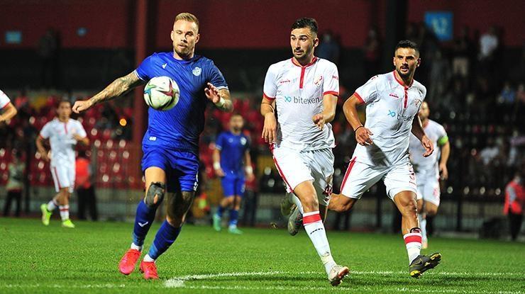 TFF 1.Lig   Tuzlaspor – Boluspor maç sonucu: 3-1