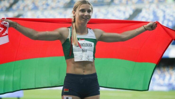 Tokyo Olimpiyatları'nda kriz! Belaruslu atlet: Ülkeme dönseydim akıl hastanesine yatırılabilir, hapishaneye atılabilirdim