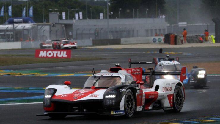 Toyota Gazoo Racing'den Le Mans'ta üst üste dördüncü zafer!