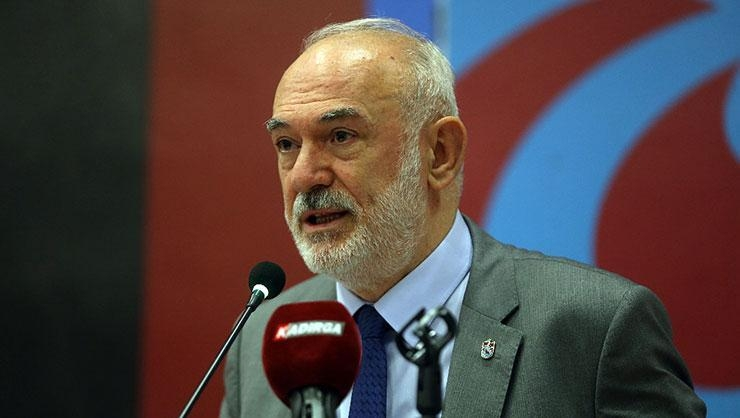 Trabzonspor Divan Başkanı Ali Sürmen'den 'dostluk' çağrısı
