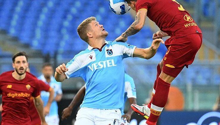 Trabzonsporda Cornelius şoku! Sakatlandı