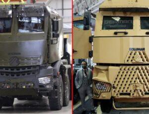 TSK'ya 'Derman' geliyor! 70 tonluk tankı taşıyabiliyor