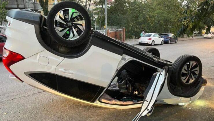 Ünlü anketçi Mehmet Ali Kulat ölümden döndü! İçinden sağ çıktığı aracın fotoğrafını paylaştı