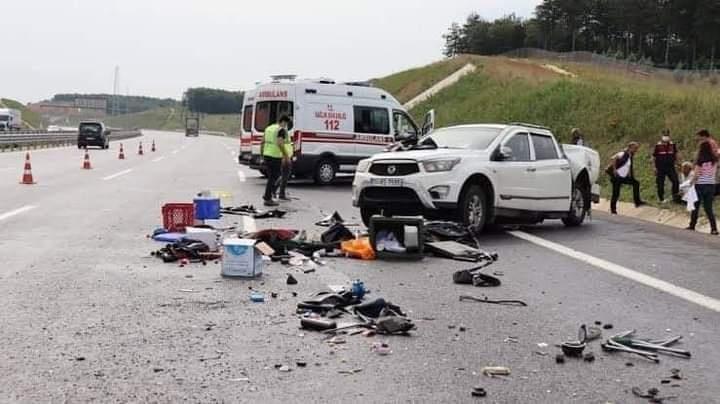 On yedi yıl evli kalan ve kocasını trafik kazasında kaybeden bir kadın şunları söylüyor