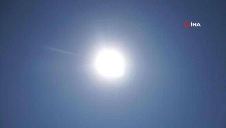 Uzmanlar sıcak hava ile ilgili uyarılarda bulundu