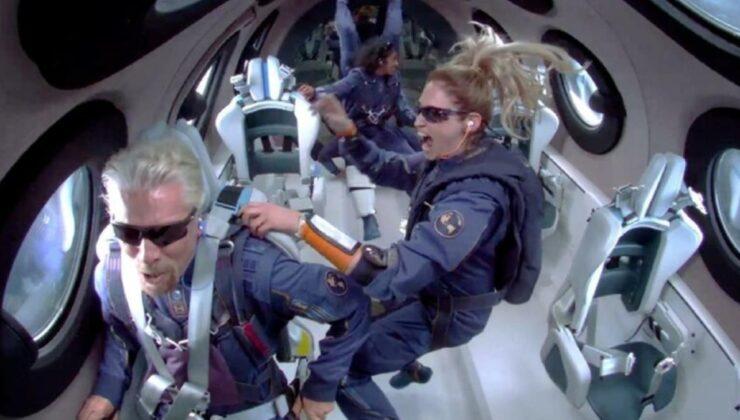 Virgin Galactic, uzay seyahati için bilet fiyatlarını duyurdu: 45 bin dolardan başlıyor