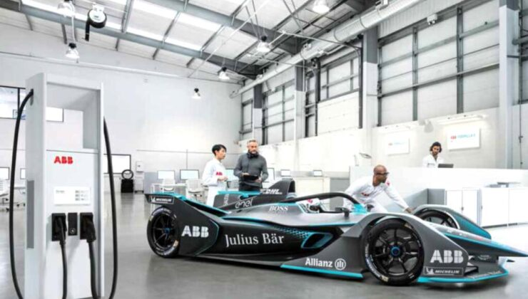 ABB Formula E 9 Eylül'de start alıyor