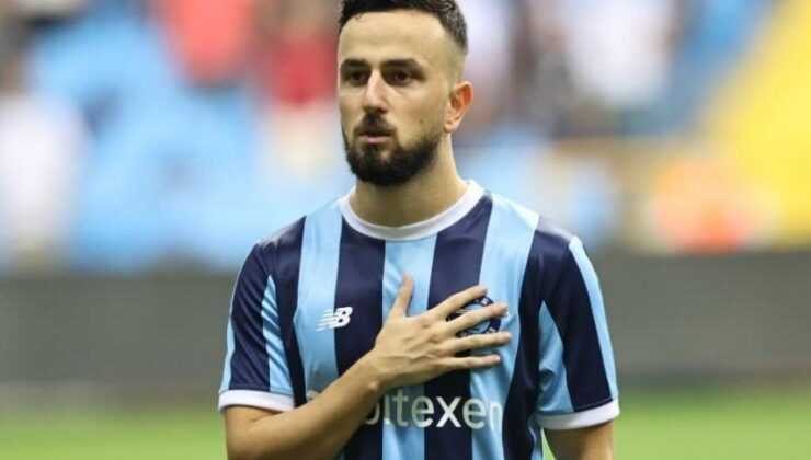 Adana Demirspor, Sedat Şahintürkü Tuzlaspora kiraladı