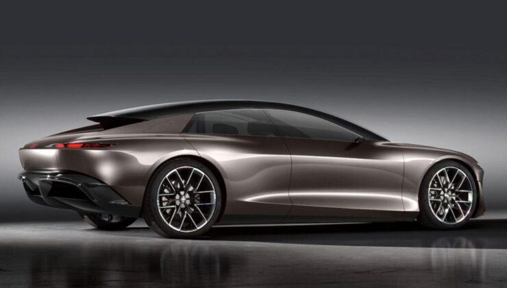 Audi'den elektrikli lüks sedan yorumu: Grandsphere