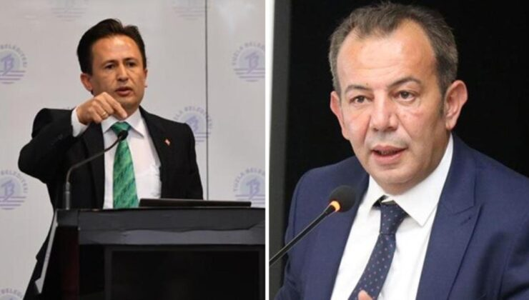 Başörtülü kadınla ilgili sözleri tepki çeken Tanju Özcan'a en anlamlı tepki Başkan Yazıcı'dan geldi