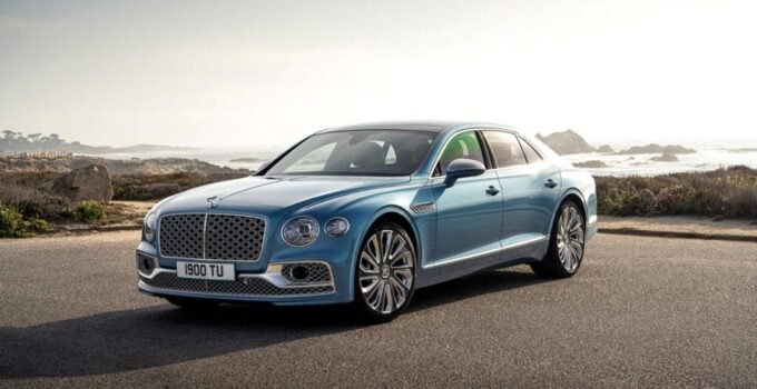 Bentley'den elektrikli Grand Touring: Flying Spur Mulliner Hybrid