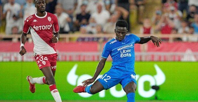Galatasarayın rakibi Marsilya, Monacoyu deplasmanda devirdi