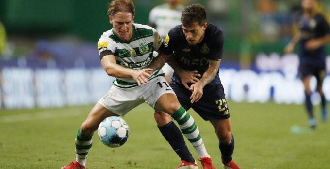 ÖZET | Sporting – Porto maç sonucu: 1-1