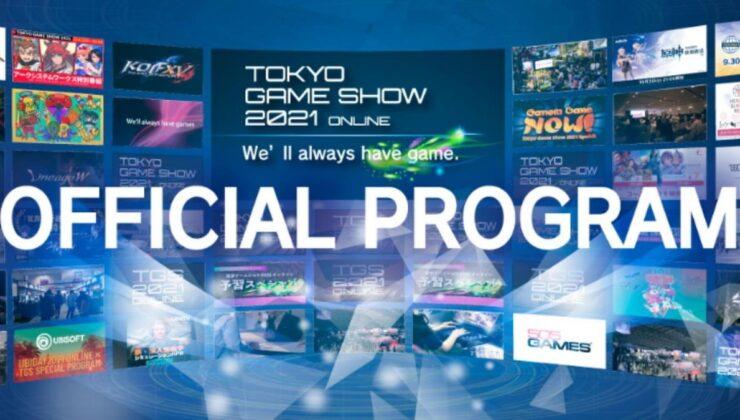 Senenin en önemli oyun etkinliği! Xbox ve Square Enix, Tokyo Game Show 2021'de olacak