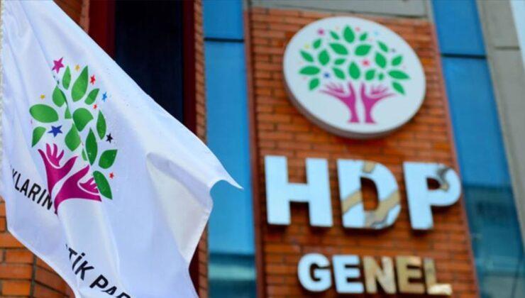 Son Dakika: Anayasa Mahkemesi, HDP'nin kapatılması istemiyle açılan davada HDP'nin savunma için istediği ek süre talebini kabul etti